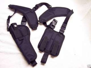 Vertical Shoulder Holster SMITH & WESSON S&W Model 22A 5.5 barrel USA