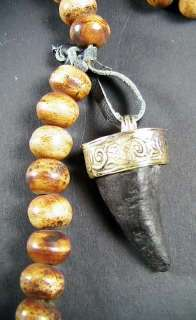 Sacred Stone Shaman HEALING MALA Prayer beads Counters & amulet
