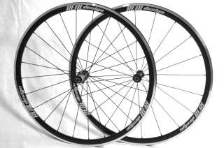 2012 Real Design THIRTY 30mm CLINCHER Wheels Wheelset