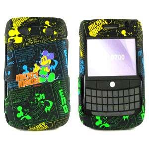 Blackberry Bold 9700/ 9780 Mickey Mouse Disney Case