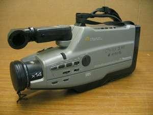 Panasonic VHS Reporter AG 188 P Pro Line Camcorder