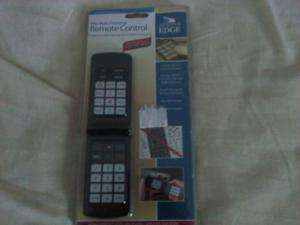 Flip Style Universal Remote Control by Journeys Edge