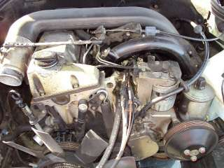 Mercedes Benz W202 220 Diesel Motor OM 604.910