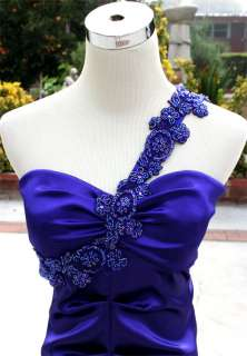 NWT XSCAPE $190 PURPLE Evening Formal Prom Ball Gown 12
