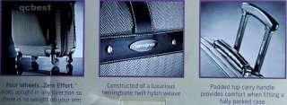 Samsonite Luxury Vintage 2 Piece Carry On & Duffel Set