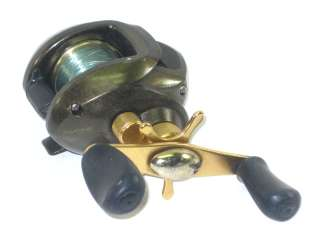 AS IS BROWNING STALKER BS10HB BAITCAST FISHING REEL