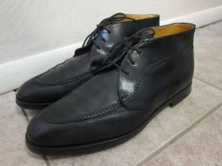 Mezlan VTG Prato Mens Spain Black Boots Shoes US 12 M