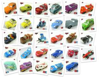 CHILD BOY DISNEY PIXAR CARS DIECAST FRANCESCO BERNOULLI XMAS TN19