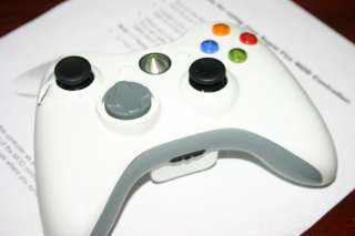 XBOX 360 Controller Wireless Mod COD Beats EVO Turbo Fire