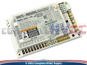 White Rodgers Trane American Standard Furnace Control Circuit Board