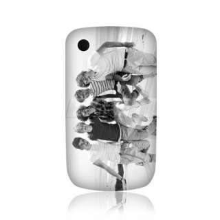 BRITISH BOY BAND BACK CASE COVER FOR BLACKBERRY CURVE 8520 9300