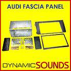 Audi A6 Type C5 Double DIN Car CD Fascia Surround Panel