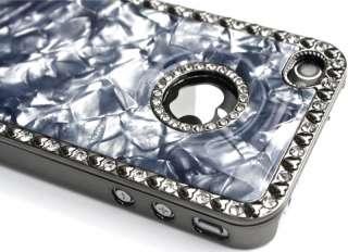 iPhone 4 Designer Cover Case Hülle tasche strass BLING