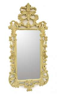 beautifull French wall mirror of classic design, featuring finely