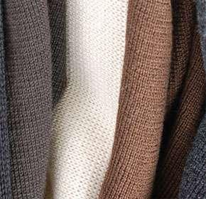 Wool Jersey fabric, Italian wool Fabric, 115cms wide