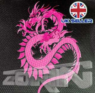 PIECE PINK DRAGON CAR SEAT COVER SET SEAT COVERS