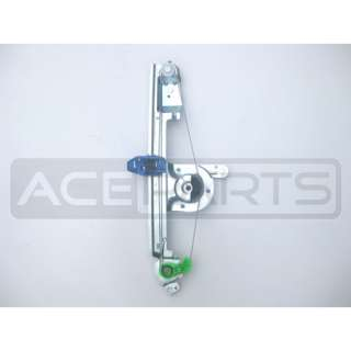 Renault Megane Scenic 03 09 Rear LH Window Regulator