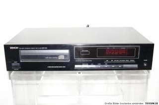 DENON DCD 520 CD Player