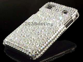 DIAMOND BLING CRYSTAL CASE for SAMSUNG WAVE S5250 525
