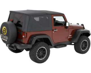 soft top storage hanger 07 13 jeep wrangler jk 4 door. Black Bedroom Furniture Sets. Home Design Ideas