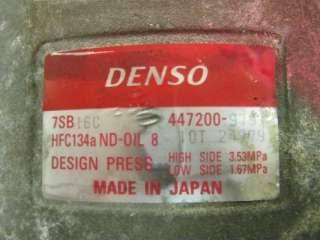 BMW E46 3 SERIES AIR CON COMPRESSOR 64526911340