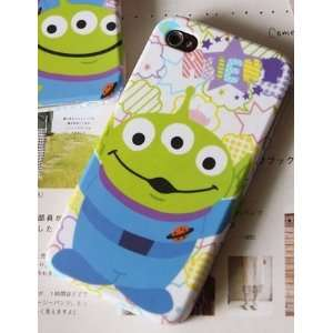 Disney Cartoon Toy Story Little Green Man Aliens Hard Case