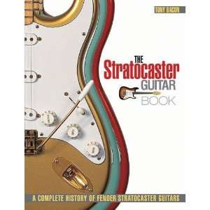 Guitar Book A Complete History of Fender Stratocaster Guitars