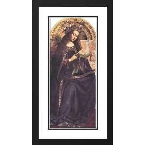 and Double Matted The Ghent Altarpiece: Virgin Mary: Sports & Outdoors