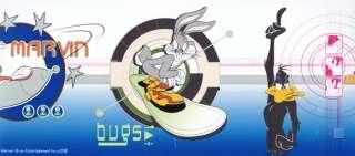 Looney Tunes Tapeten Bordüre selbstklebend/ in 3 Farben