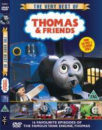 Thomas The Tank Engine And Friends   The Very Best Of DVD 2003