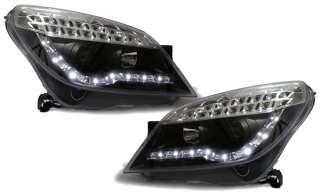 Fari anteriori Led Opel Astra H FRECCE A LED dayline