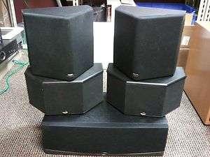 Klipsch Speakers, (2) RS 25, (2) RS 42, and (1) RC 52 |