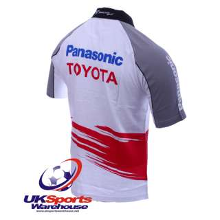 Panasonic Toyota F1 Official team Polo shirt rrp£30