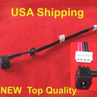 S6005 L505D S6948 L505 ES5018 SATELLITE DC JACK POWER HARNESS