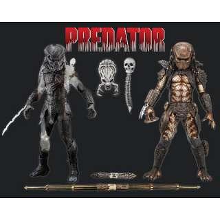 Alien vs Predator Action Figures 2 Pack   Berserker and City Hunter