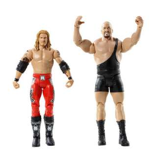 WWE Series 3 Action Figure 2 Pack   Big Show and Edge   FAO Schwarz®