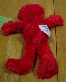 Sesame Street SOFT ELMO 9 Plush Stuffed Animal NEW