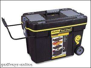 Stanley Wheeled Contractor Tool Box Chest 192703 NEW