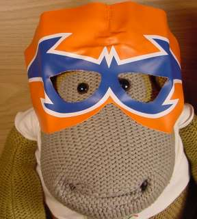 WWE Genuine JAKKS ROSEY Super Hero Wrestling Mask