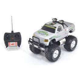 New Dickie RC Crusher Monster Truck Jeep 1:14 EX Shop Remote control