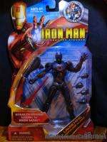 IRON MAN Legends Series STEALTH STRIKE MARK IV MIP 6