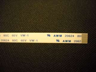 DV6000 DV9000 FLEX RIBBON POWER CABLE AWM 20624 150mm