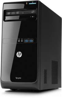 HP Pro 3400 MT Desktop, Core i3 2120 3.3GHz, 500GB HDD, 2GB RAM, DVD
