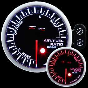 DEPO RACING Performance   Electric Air/Fuel Gauge