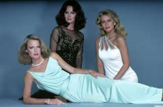 CHARLIES ANGELS photo 535 Shelley Hack Cheryl Ladd