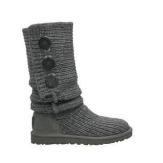 Genuine Womens UGG Boots Australia Cardy Tall 3 Button