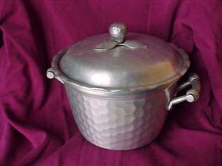 Vintage Forged Aluminum Ice Bucket Everlast