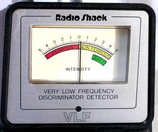 Radio Shack Micronta 63 3003 VLF Metal Detector