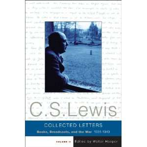 The Collected Letters of C.S. Lewis, Volume 2 Books