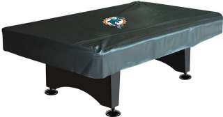 New Miami Dolphins 8 Pool / Billiard Table Logo Cover